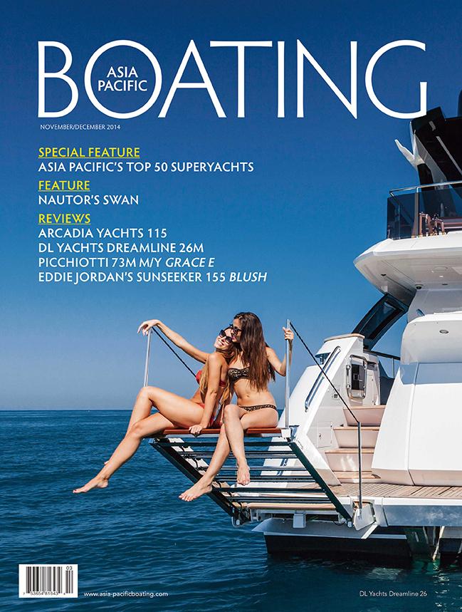 Asia Pacific Boating - November-December-2014 cover_OK
